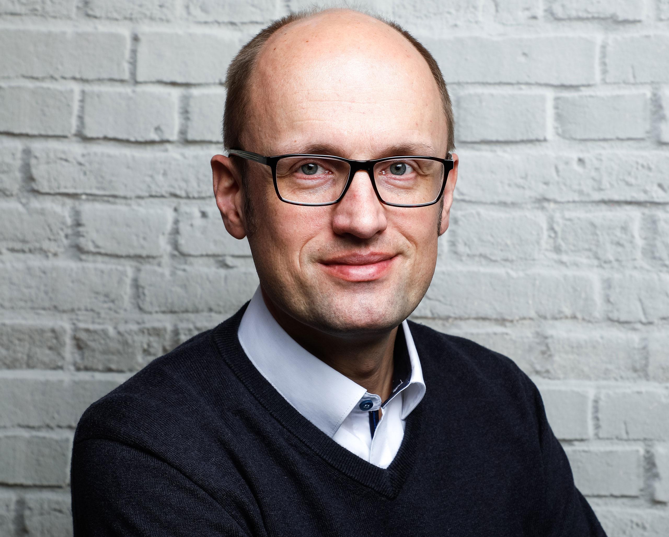 Lars Kroll Portrait